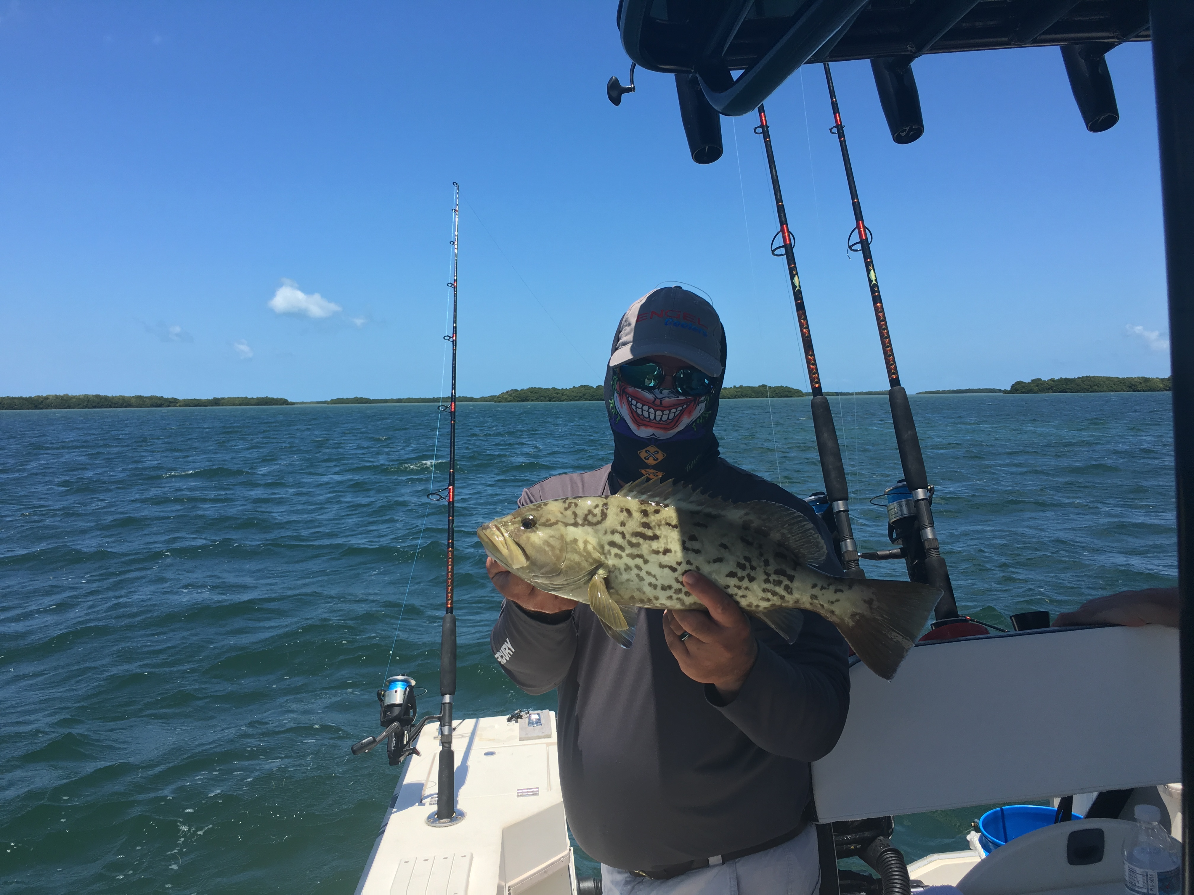 Grouper season in the Florida Keys